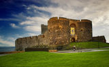 Carrickfergus castle, графство Антрим, Северна Ирландия ; comments:11