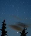 Кометата C/2009 R1 (McNaught) сутринта на 21 юни 2010 г. ; comments:3
