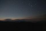 Съзвездието Орион в утринното небе през август ; comments:3