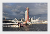 Пристанището в град Кобе, Япония ; comments:54