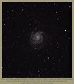 Галактиката М101 ; comments:8