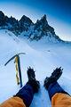 Преди спускане... спри, огледай се и ако се дивиш на Планината - премини. ; comments:33