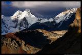 Jirishanca, Cordillera Huayhuash, Peru ; comments:50