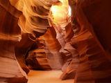 Из Червения лабиринт, Upper Antelope Canyon ; comments:36