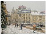 Днешният софийски сняг ; comments:21