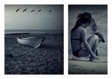 2/1 , Дамата с детето...............и морето ! ;) ; comments:54
