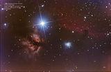 "NGC2024 Мъглявината ""Horsehead"" ; comments:6"