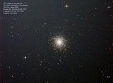 M13 Кълбовиден звезден куп ; comments:4
