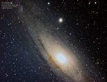 """М31 Галактиката """"Андромеда"""" ; comments:16"""
