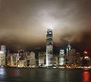Хонконг- поглед в дъжда ; comments:37