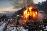 пожар във вагон ; comments:35