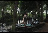 Миене на съдове, село Чамбакулам. Южна Иния ; comments:16