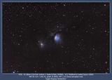 Мъглявината M78 в съзвездие Орион ; comments:5