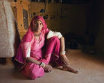 Tribal Woman, Rajasthan, India ; comments:17