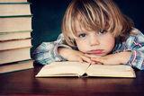 Трудна работа е четенето...:) ; comments:44