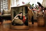 интериор с портрет ; comments:142