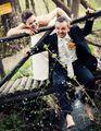 Мая и Косьо в Рибарица ; comments:19