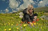 Моето момиче и други цветя ; comments:8