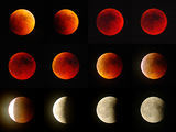 Moon Eclipse - 15.06.2011 some phases ; comments:10