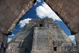 Magnificent Pyramid Of The Magician – The Tallest Structure In Ancient City Of Uxmal ; comments:6