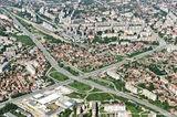 Пътен възел Детелината (бул. Хр. Ботев и бул. България), Русе ; Comments:6