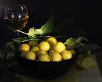 Етюд с плод и вино ; comments:16