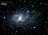 M33 Галактиката триъгълник ; comments:5