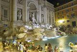 Фонтанът ди Треви в Рим ; comments:12