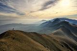 (Стара планина) алпийския траверс Амбарица (2166 м.н.в) към Купена, Кръстец, Костенурка, Жълтец, Млечни чал, Ботев и Марагидик. ; comments:62