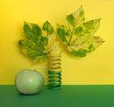 Етюд с ябълка ; comments:31