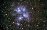 The Pleiades - M45 ; comments:23