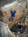 Bouldering ; comments:23