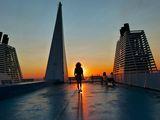 Sun Set at sea.... ; comments:16