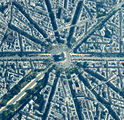 Paris Etoile from the air ; comments:37