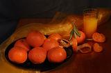 Натюрморт с мандарини ; comments:18
