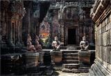 Banteay Srei  -  Камбоджа ; comments:46