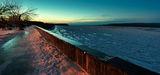 Ледоходът по Дунав тази вечер!- /8 секунди в 19часа/. ; comments:11