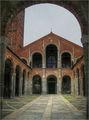 """базиликата """"S. Ambrogio"""" в Милано ; comments:14"""