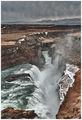 Gúllfoss или златният водопад : ) ; comments:23