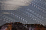 Star trails ( Trayanovi vrata) 2 ; comments:4
