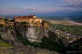 """Манастир """"Св. Стефан"""", Метеора, Гърция ; comments:11"""