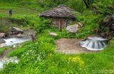 Старата воденица и валявицата ; comments:23