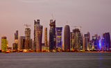 Sunset in Doha ; Comments:3