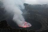 Вулкан Нирагонго, Конго ; comments:18