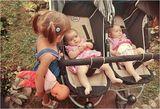 Кукли...сигурно леля е по- послушна,...на мен ми купиха само една.... ; Comments:11