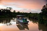 Залез по река Секонир, Борнео ; comments:21