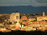 Рим - Изглед от хълма Джаникуло ; comments:17