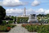 Осло - Вигеланд парк ; comments:13