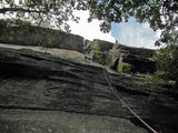 Chris on V3 (Gunks) ; Comments:11