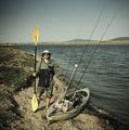 портрет на един каяк-риболовец ; comments:4